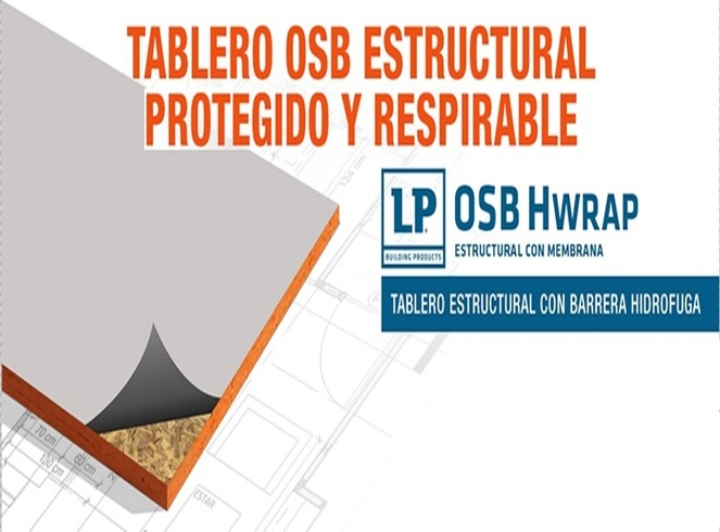 Placa osb hwrap 11 1 mm x m - Precio tablero osb ...