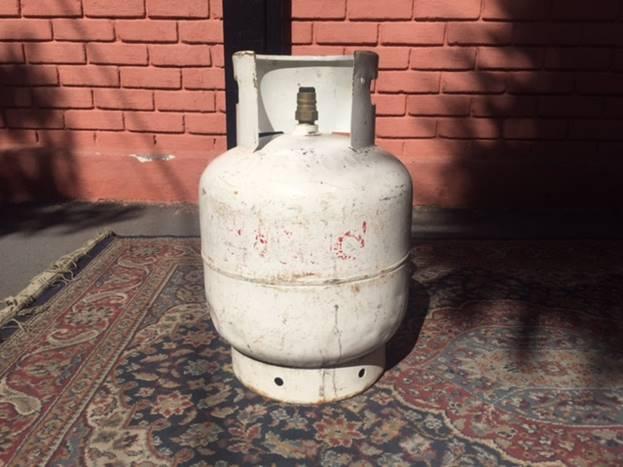 Cilindro de gas 15 kg usado for Cilindro de gas 15 kilos