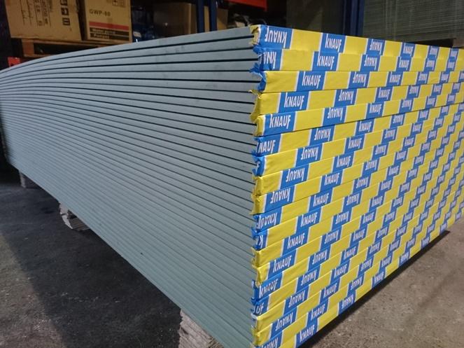 Plancha yeso cart n 1200 x 2400 x 15 mm rh - Planchas de yeso ...