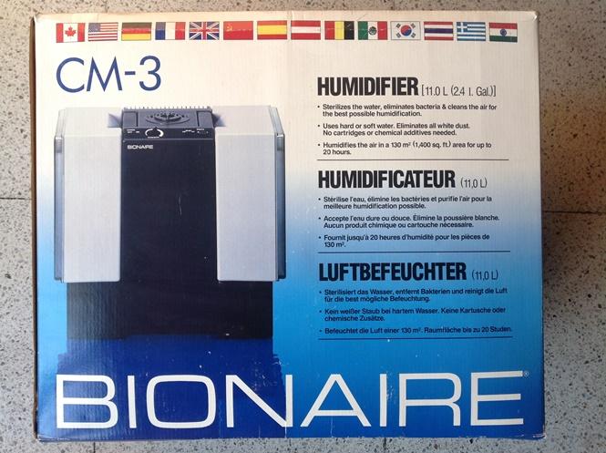 Humidificador de aire bionaire - Aire acondicionado humidificador ...