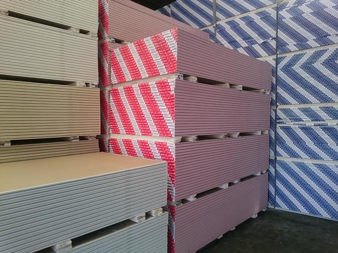 Plancha yeso cart n novochile 1200 x 2400 x 15 mm rf - Planchas de yeso ...