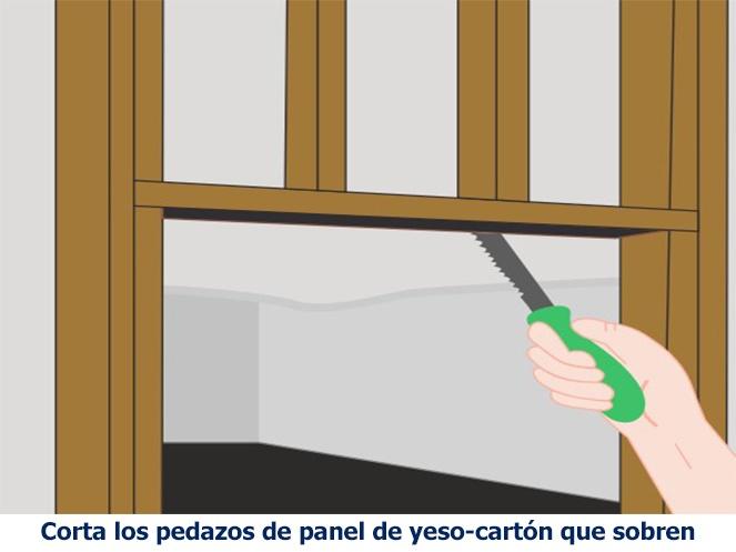 C mo instalar planchas de yeso cart n en muros for Planchas de yeso carton