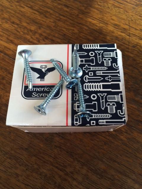 Caja tornillo driwal pta br 6x1 zn - Planchas yeso carton ...