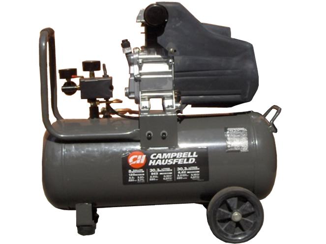 Compresor de aire marca campbell hausfeld 2 hp 220 v - Compresor de aire precio ...