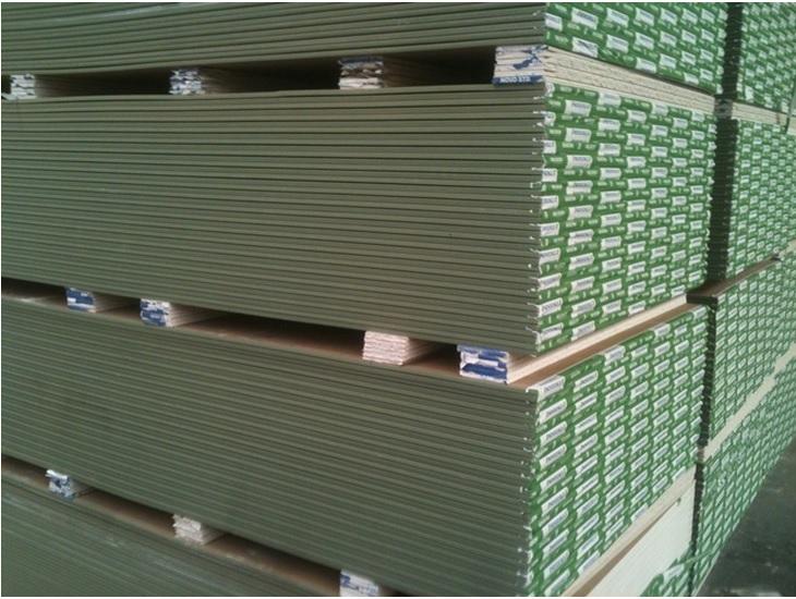 Plancha yeso cart n novochile 1200 x 2400 x 15 mm rh - Planchas de yeso ...