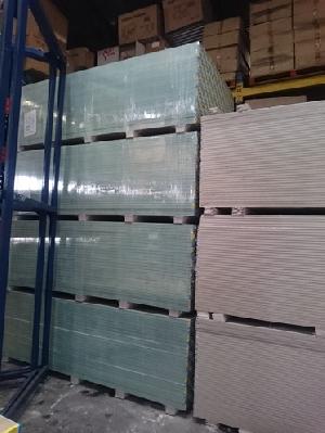 Plancha yeso cart n 15mm rh 1 2 x 2 4 mt verde - Planchas de yeso ...