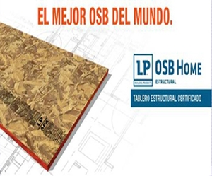 Placa OSB / STD / 9.5 mm / 1.22 x 2.44 m
